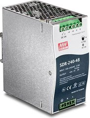 TRENDnet DIN Rail 48V 240W Power Supply for TI-PG80 - TI-S24048