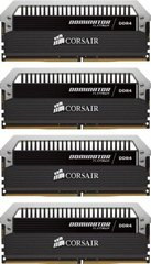 Corsair Dominator Platinum DDR4 4x16GB, 3000MHz, CL15 (CMD64GX4M4C3000C15)