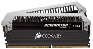Corsair Dominator Platinum DDR4, 2x8GB, 3466MHz, CL16 (CMD16GX4M2B3466C16)