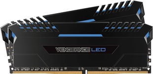 Corsair Vengeance LED DDR4, 2x8GB, 3200MHz, CL16 (CMU16GX4M2D3200C16B)
