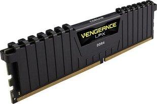 Corsair Vengeance LPX DDR4, 4x8GB, 3600MHz, CL18 (CMK32GX4M4B3600C18)