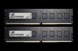 G.Skill 16GB (2 x 8GB) NT Series DDR4 PC4-19200 2400 MHz 288-Pin Intel X299 / Z270 / Z170 / X99 (F4-2400C17D-16GNT)