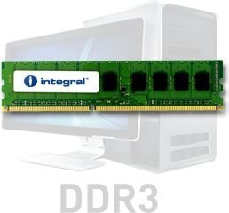 Integral 8GB 1333MHz DDR3 CL9 (IN3T8GEZJIXLV)