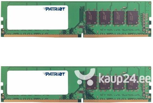 Patriot Signature UDIMM DDR4, 2x8GB, 2666MHz, CL19 (PSD416G2666K)