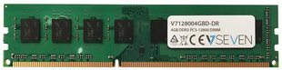 V7 DDR3 4GB 1600MHz CL11 (V7128004GBD-DR)