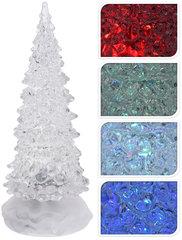 Valgusega dekoratsioon Jõulupuu