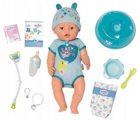 Interaktiivne nukk - beebi Baby born ® Poiss