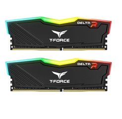 Team Group Delta RGB DDR4, 2x4GB, 3000MHz, CL16 (TF3D48G3000HC16CDC01)