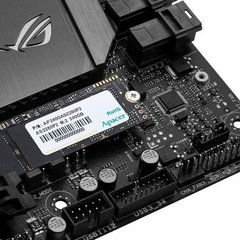 Apacer AS2280P2 480GB PCIe x2 NVMe (AP480GAS2280P2-1)