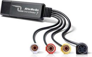 AVerMedia DVD EZMAKER 7 USB VIDEO GRABBER (61C039XX00BH)