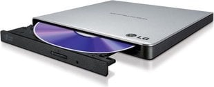 LG External Super-Multi DVD Drive with M-DISC (GP57ES40) hind ja info | Optilised seadmed | kaup24.ee