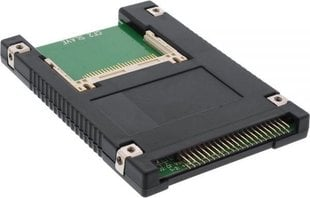 "InLine IDE 2.5"" Drive to 2x Compact Flash Adapter use CF cards as HDDs (76621I) hind ja info 