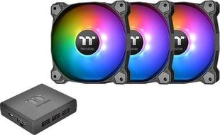 Thermaltake fan Pure Plus 12 RGB TT Premium, 3x120mm, 500-1500 RPM (CL-F063-PL12SW-A)