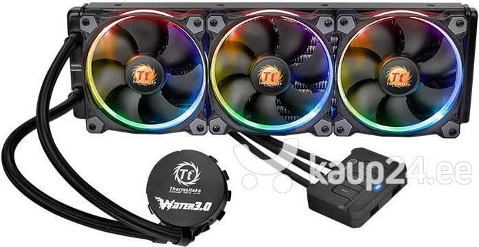 Thermaltake Water 3.0 Riing RGB 360 (CL-W108-PL12SW-A)