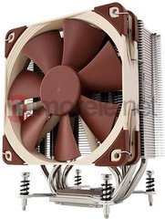 Noctua Noctua i4 CPU Cooler for Intel Xeon CPU LGA2011, 1356 and 1366 Platforms (NH-U12DXi4) цена и информация | Кулеры для процессоров | kaup24.ee