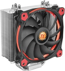 Thermaltake Riing Silent 12, 120mm, Red (CL-P022-AL12RE-A) цена и информация | Кулеры для процессоров | kaup24.ee