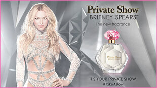 Parfüümvesi Britney Spears Private Show naistele 50 ml