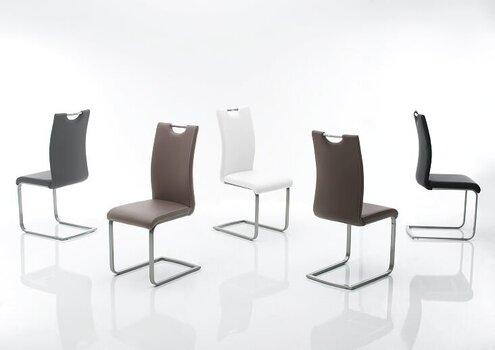 Комплект 4 стула Paulo, желтый