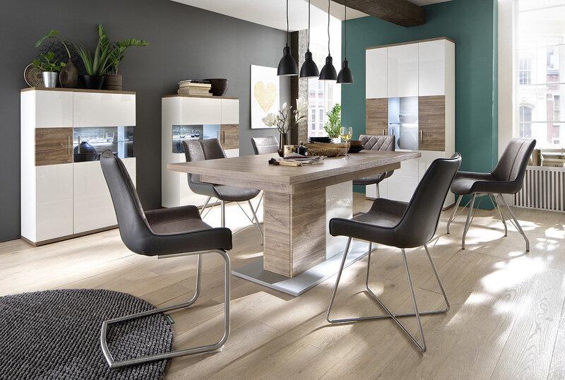 Набор из 2 стульев Danita В-3, коричневый