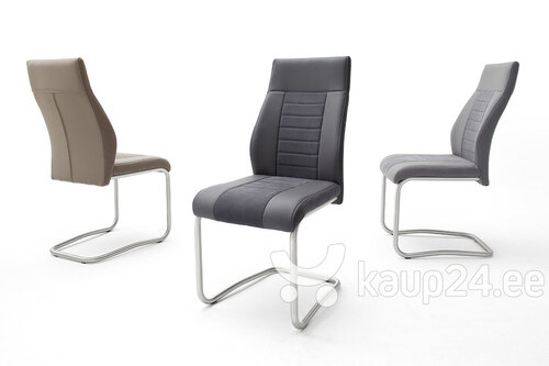 Комплект из 2 стульев Tito, серый