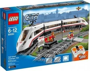 60051 LEGO® CITY High-SPEED Passenger Train