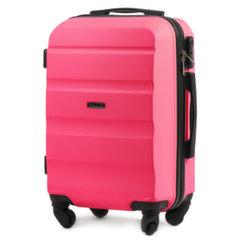 Väike kohver Wings S AT01, roosa hind ja info | Kohvrid, reisikotid | kaup24.ee