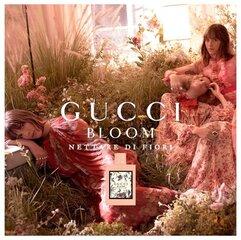 Komplekt Gucci Bloom Nettare Di Fiori naistele EDP 50 ml + rullikuga parfüümvesi 7.4 ml цена и информация | Духи для женщин | kaup24.ee