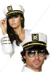 Kapteni müts, 59-60cm hind ja info | Karnevali kostüümid | kaup24.ee