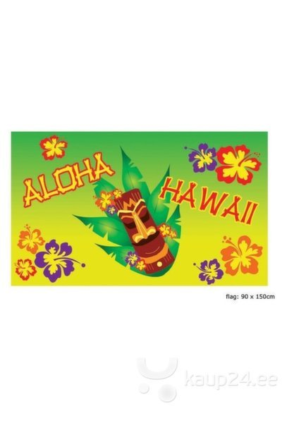 Hawaii lipp, 90x150