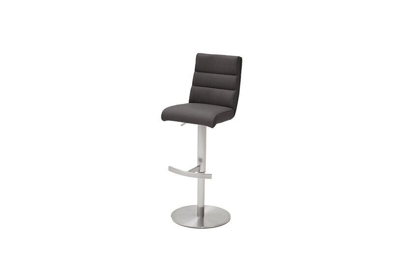 Барный стул Giulia B, темно-серый