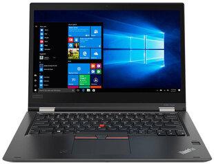 Sülearvuti Lenovo ThinkPad X380 Yoga (20LJ0014MH)