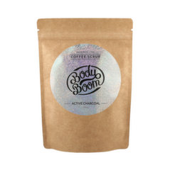 Скраб для тела с кофе и активированным углем Body Boom Coffee Scrub 200 г цена и информация | Скрабы для тела | kaup24.ee
