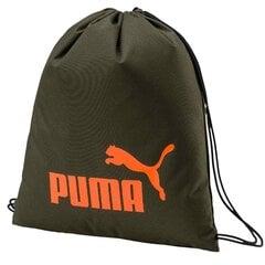 Спортивная сумка для обуви Puma Phase Gym Sack, хаки