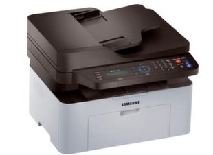 Printer HP Xpress SL-M2070FW, must-valge