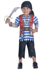 Piraadi kostüüm lastele