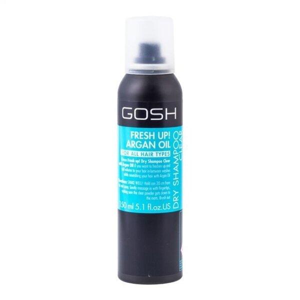 Kuivšampoon Gosh Fresh Up! Argan Oil 150 ml
