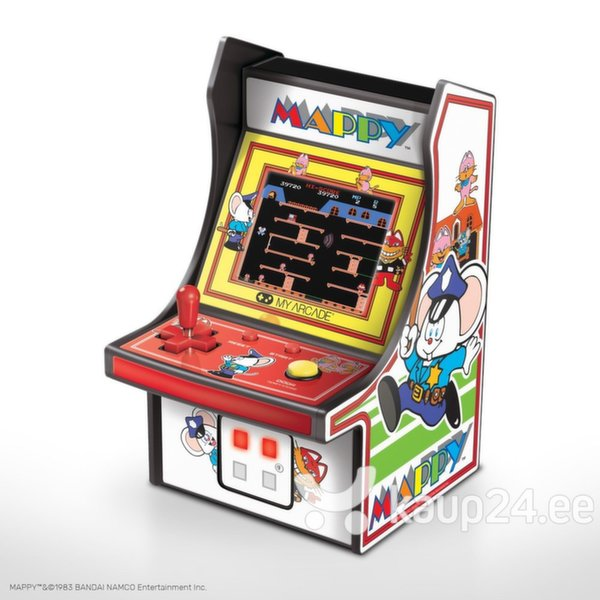 dreamGEAR Retro arkaadmäng Mappy Micro Player