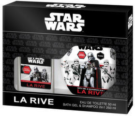 Komplekt La Rive Star Wars First Order EDT poistele 50 ml + dušigeel-šampoon 250 ml