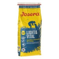 Josera Light & Vital, 15 kg hind ja info | Kuivtoit koertele | kaup24.ee