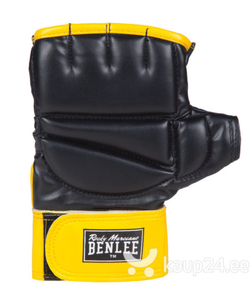 MMA kindad Benlee Power Hand Light, must/kollane