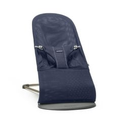 Babybjörn lamamistool Bliss Navy blue mesh, 006003