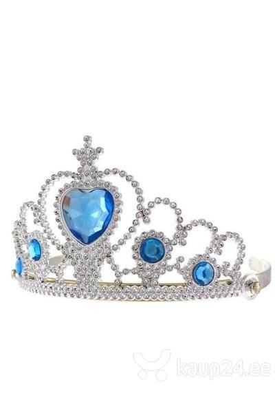 Корона принцессы, голубая