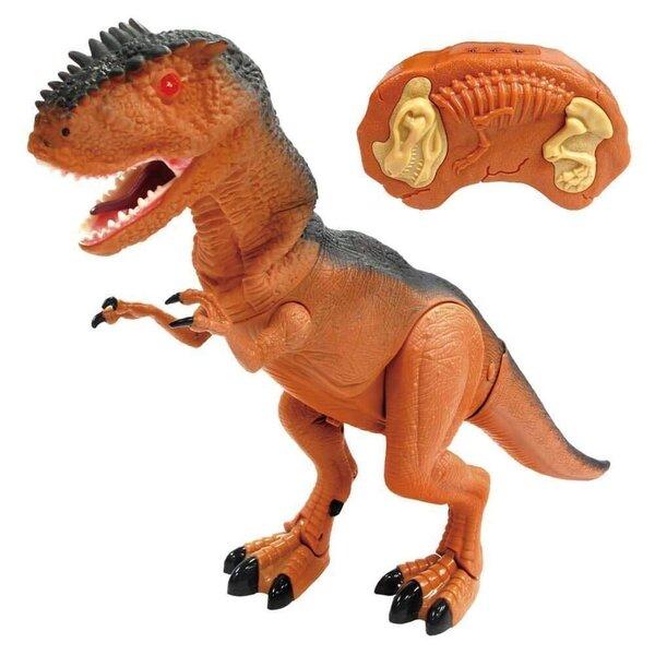 Управляемый динозавр с инфракрасными лучами Megasaur Mighty, 80041A