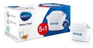 BRITA filtrikassett MAXTRA+ (5+1) tk hind ja info | Filterkannud ja filtrid | kaup24.ee