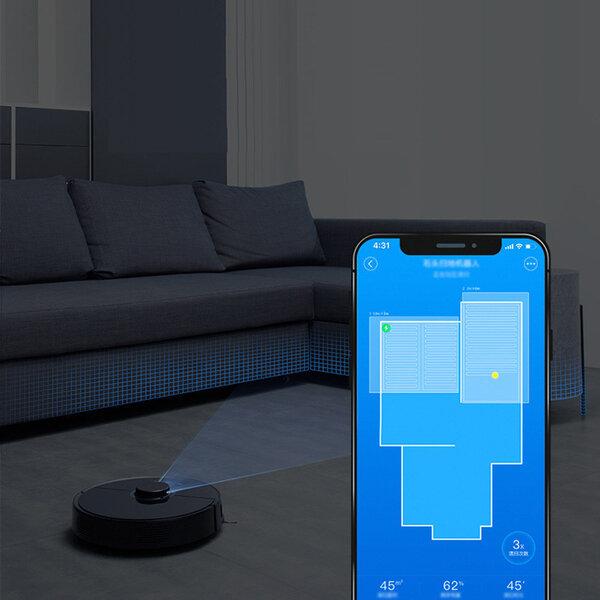 Tolmuimeja Xiaomi Roborock Smart Vacuum Gen 2 Mijia