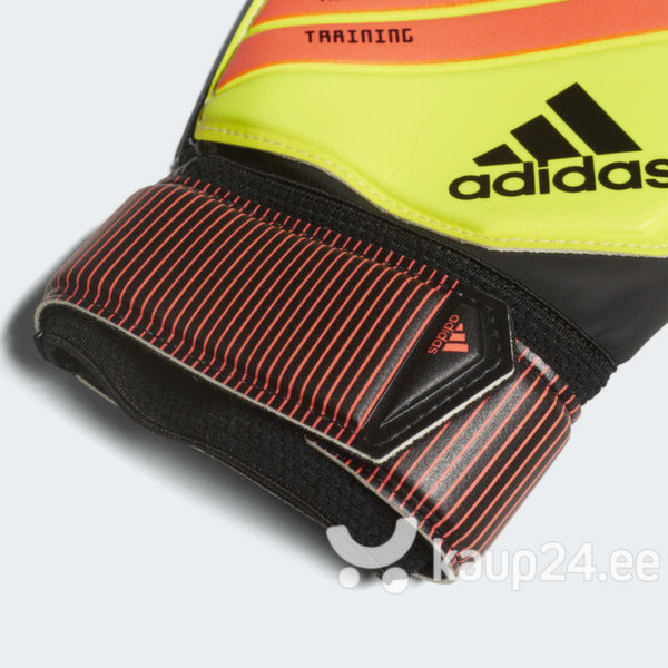 Вратарские перчатки Adidas Predator CW5601, желтые цена