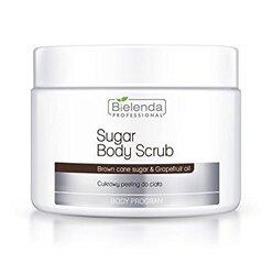 Taastav kehakoorija suhkruga Bielenda Professional 600 g hind ja info | Kehakoorijad | kaup24.ee