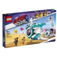 70830 LEGO® MOVIE Kindral Kaose Systar kosmoselaev!