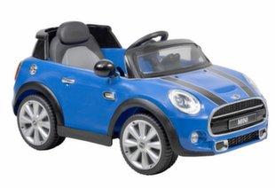 Elektriline auto Mini Cooper Blue heli ja valgusega hind ja info | Elektrilised autod | kaup24.ee