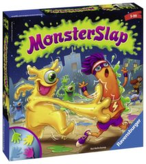 Lauamäng Ravensburger Monster Slap, 21428